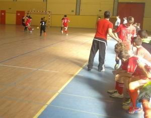 Futbol-Sala Infantil Udenci-CD Santa Cruz